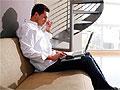 Держать ноутбук на коленях вредно для здоровья?