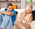 Ревнивые мужчины не могут похвастаться высоким качеством спермы