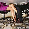 Как секс влияет на успехи в работе