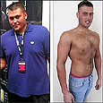 Похудел на 35 кг ради секса