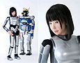 Секс с роботами-андроидами