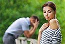 Женщины переживают разрыв отношений легче мужчин
