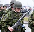 У широколицых солдат больше детей