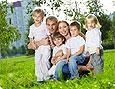 Наличие большого количества братьев и сестер уменьшает вероятность развода