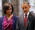 Обама на ножах с Мишель