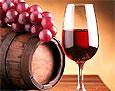 Виноград и красное вино эффективно при лечении рака простаты