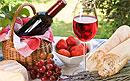 Красное вино и ягоды - новая Виагра