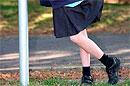 Европейские нравы: мальчику разрешили ходить в школу в юбке