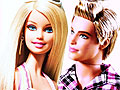 Лучшие позы для зачатия ребенка показали куклы Барби и Кен