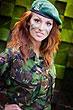 Каждая женщина-военнослужащая британских вооруженных сил подвергалась сексуальным домогательствам